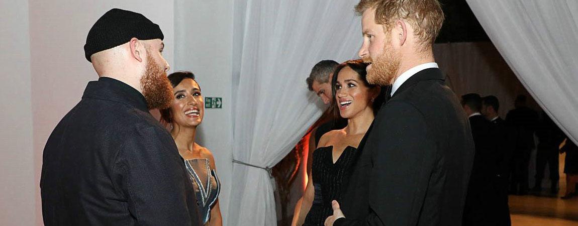 Photos: November 15 – The Royal Foundation's Annual Dinner