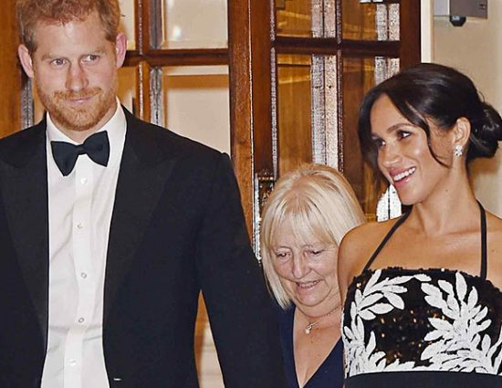 Photos: November 19 – The Duke And Duchess Attend The Royal Variety Performance