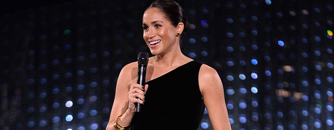 December 10 – The Duchess Of Sussex Attends The Fashion Awards