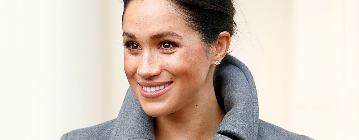 December 18 – The Duchess Of Sussex Visits Brinsworth House