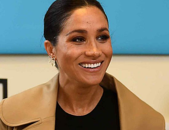 January 10 – The Duchess of Sussex Visits Smart Works