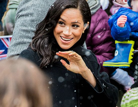 February 01 – The Duke and Duchess Visit Bristol