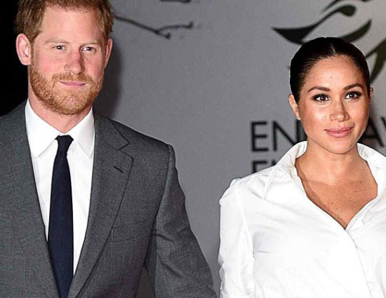 February 07 – The Duke And Duchess Of Sussex Attend The Endeavour Fund Awards