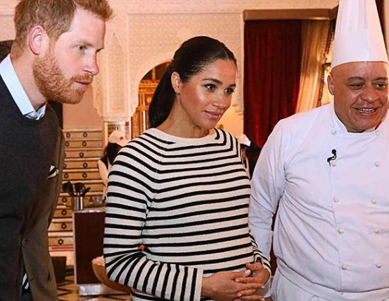Photos & Roundup: February 25 – Royal Visit Morocco – Day 3