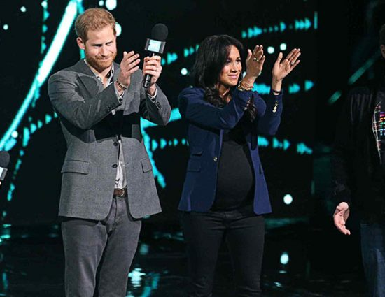 March 06 – The Duchess of Sussex Steps On Stage At WE Day